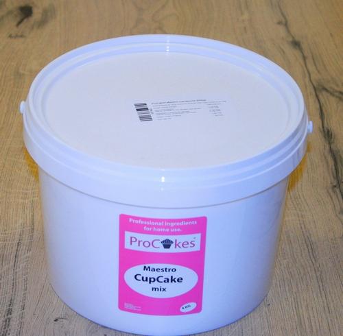 ProCakes CupCake Mix Maestro 4 kg