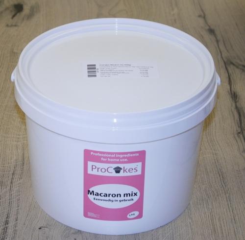 ProCakes Macaron Mix 3 kg